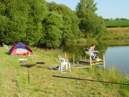 Fishing in Dordogne