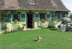 Dordogne self catering cottage